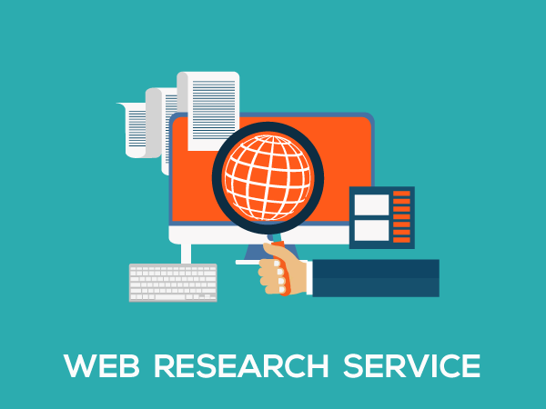 Web research service