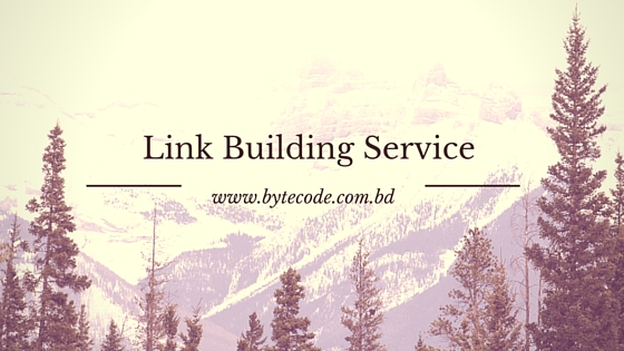 Off page SEO and link building Service