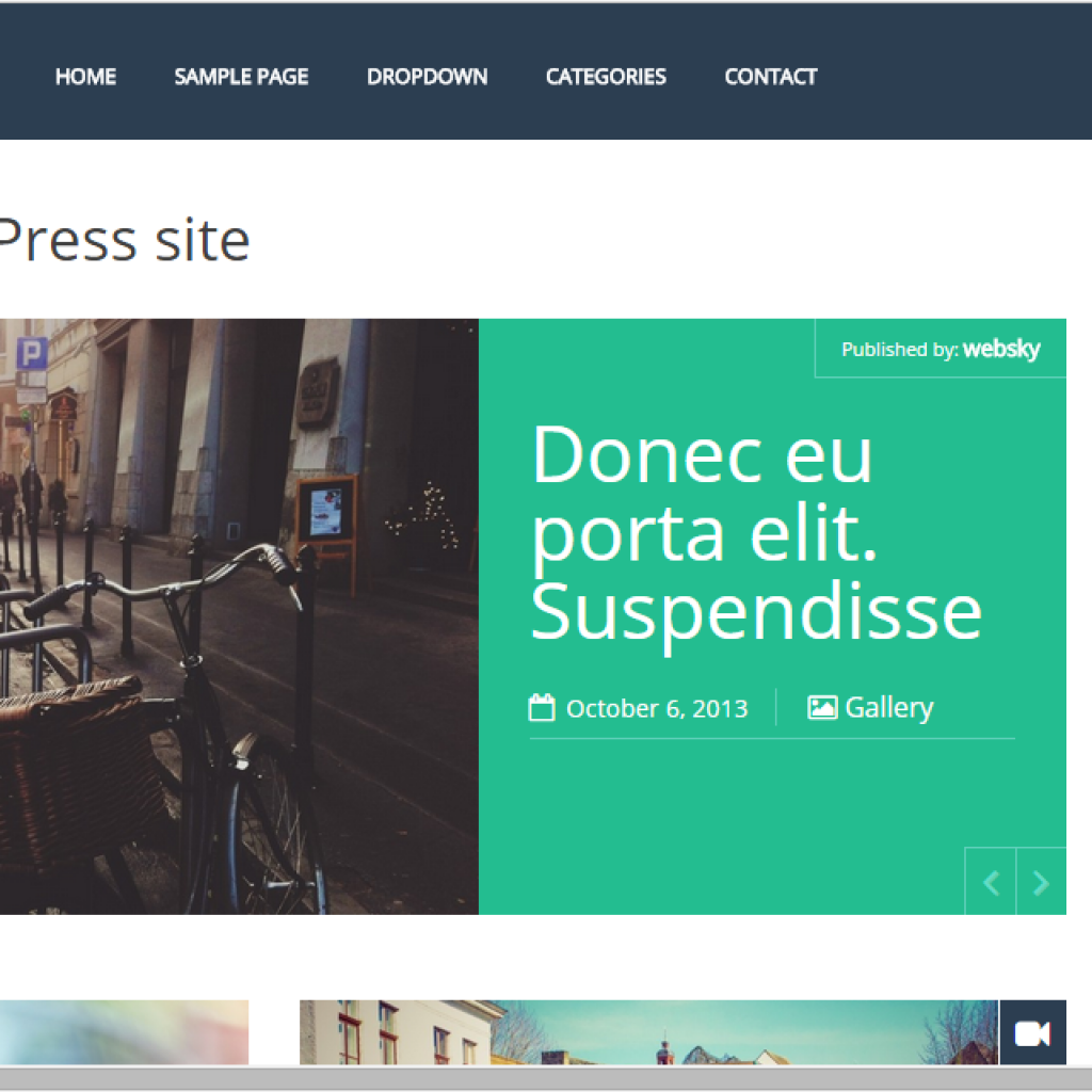 Best Free WordPress Theme For Niche Site And Blog Site