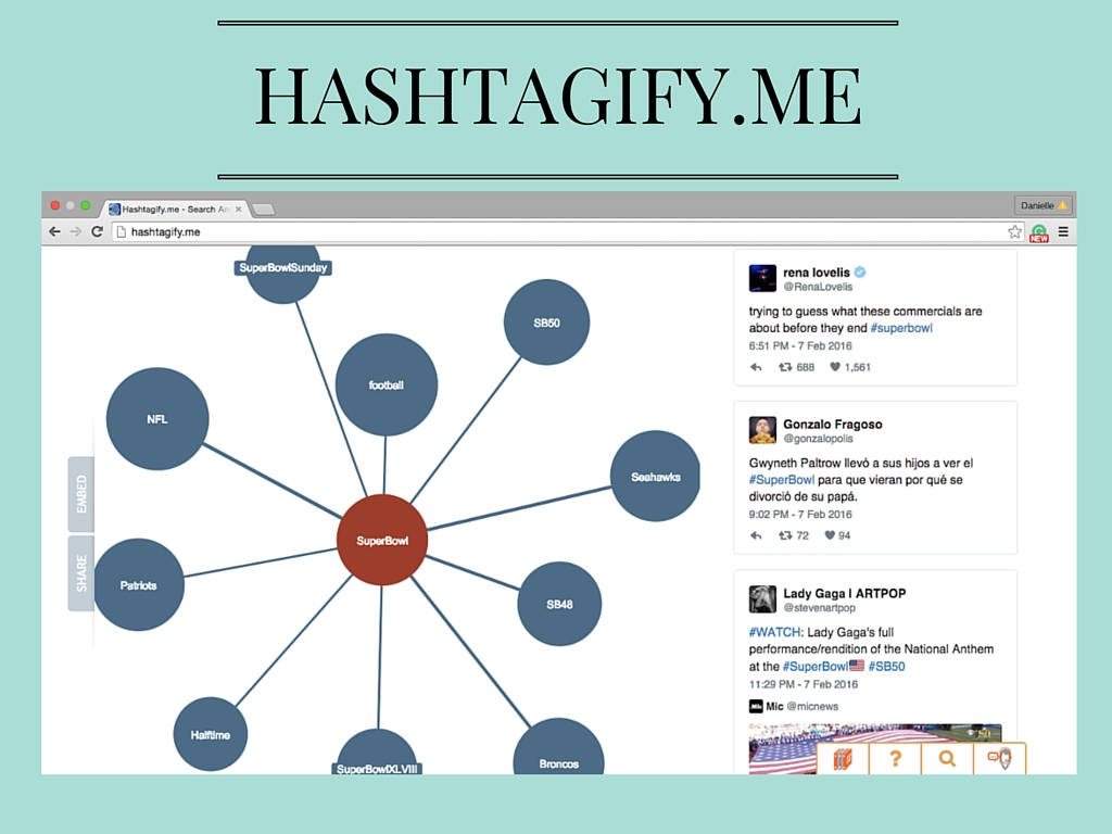 Hashtagfy.me social media marketing tool