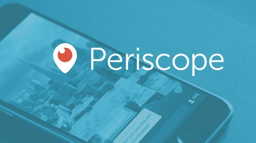 Periscope Social Media Marketing Tool