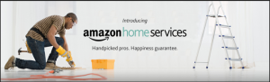 Amazon Home Service Bounty Offers