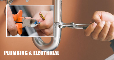 Amazon Home Services on Plumbing and Electrical