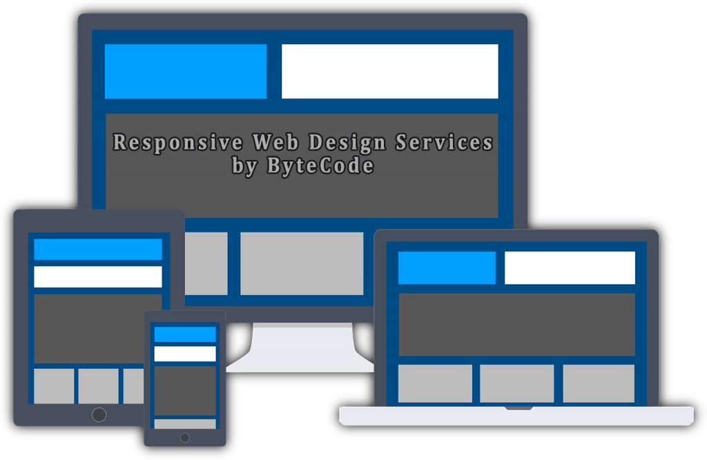 Responsive Web Design Services Example