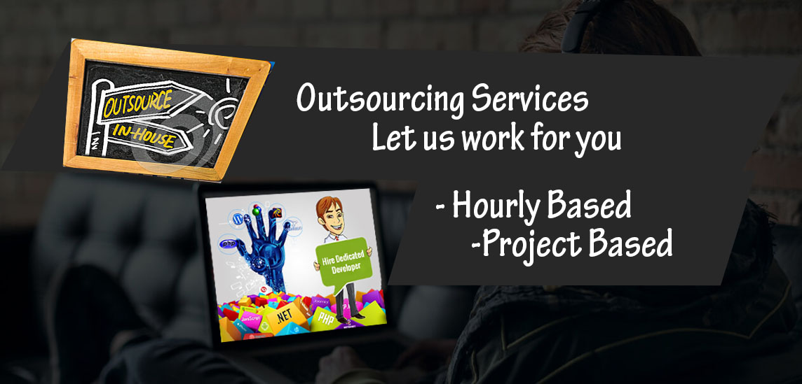 Outsourcing services By ByteCode