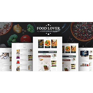 Food-Lover -HTML Template