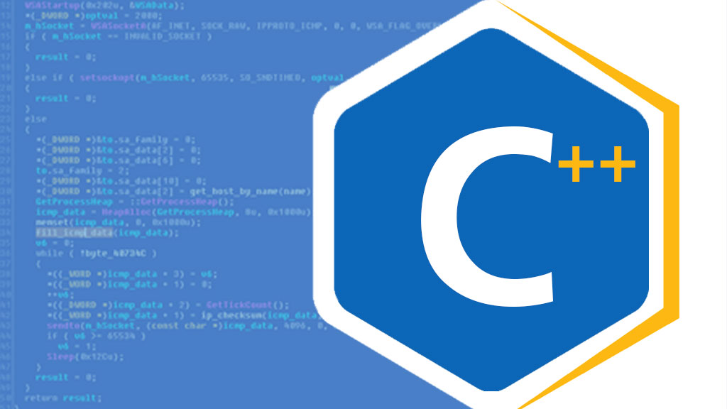 C Plus Plus Programming Language Course