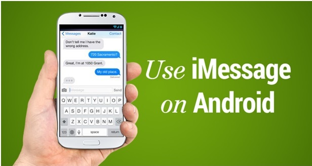 download iMessage on Android